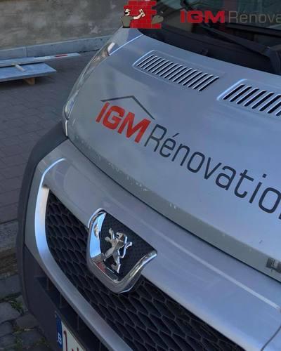 IGM Rénovatioin sprl - Réalisations
