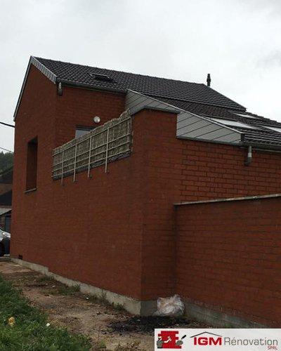 IGM Rénovatioin sprl - Entreprise de rénovation de façade